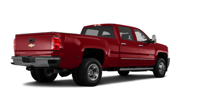 2018 Chevrolet Silverado 3500 HD LTZ | Photo 5 | Cajun Red