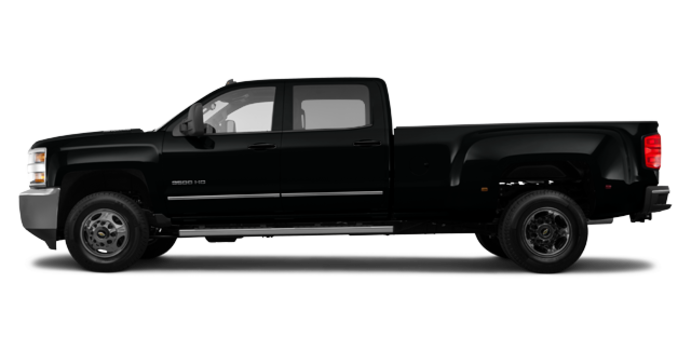 2018 Chevrolet Silverado 3500 HD WT | Photo 4 | Black