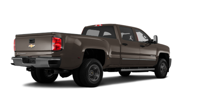 2018 Chevrolet Silverado 3500 HD WT | Photo 5 | Havana metallic