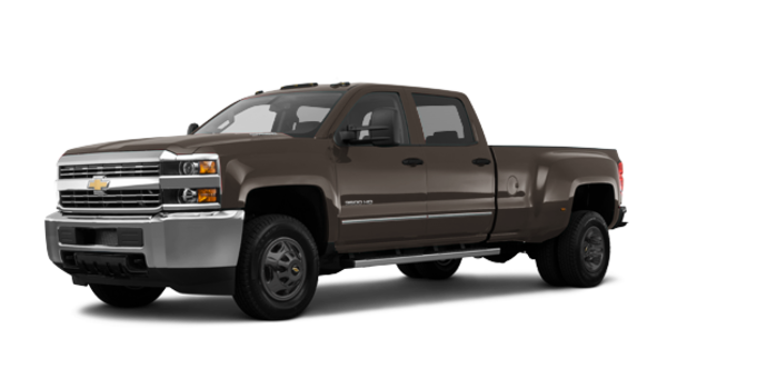 2018 Chevrolet Silverado 3500 HD WT | Photo 6 | Havana metallic
