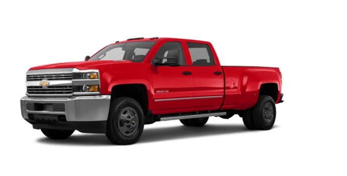 2018 Chevrolet Silverado 3500 HD WT | Photo 6 | Red Hot