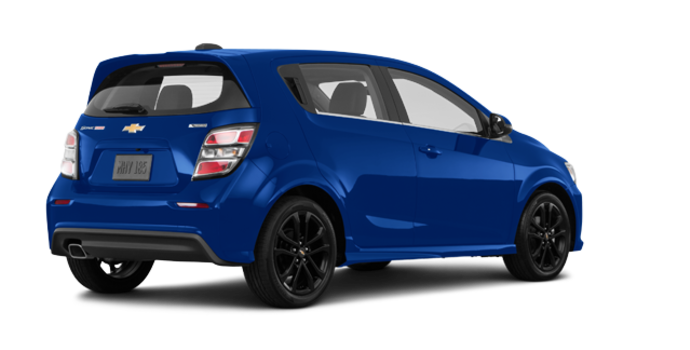 2018 Chevrolet Sonic Hatchback PREMIER | Photo 5 | Kinetic Blue Metallic