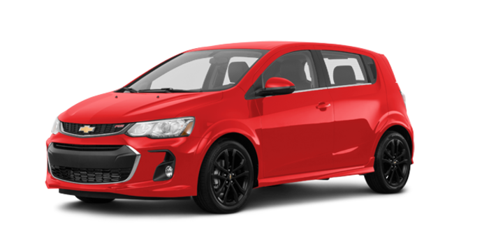 2018 Chevrolet Sonic Hatchback PREMIER | Photo 6 | Red Hot