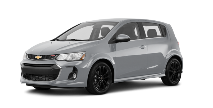 2018 Chevrolet Sonic Hatchback PREMIER | Photo 6 | Arctic Blue Metallic