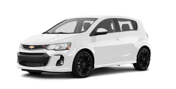 2018 Chevrolet Sonic Hatchback PREMIER | Photo 6 | Summit White