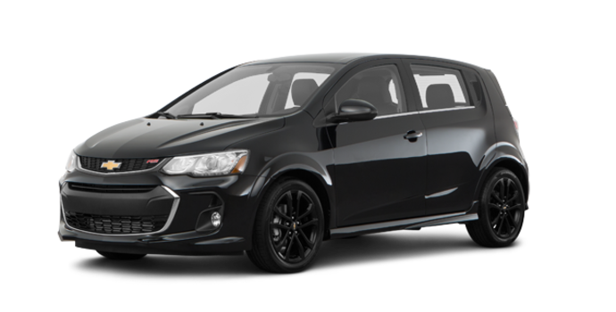 2018 Chevrolet Sonic Hatchback PREMIER | Photo 6 | Mosaic Black Metallic