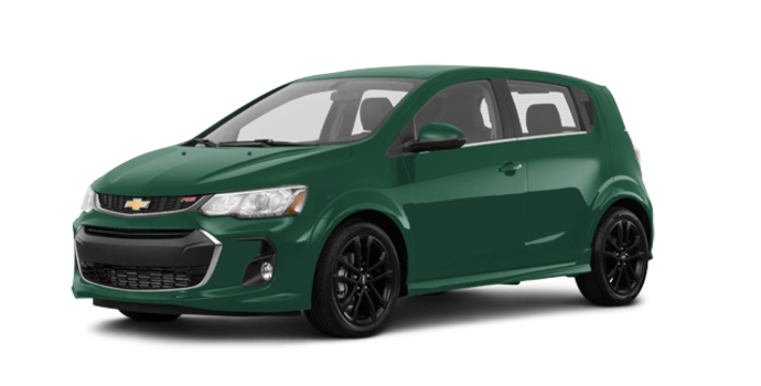 2018 Chevrolet Sonic Hatchback PREMIER | Photo 6 | Ivy Metallic