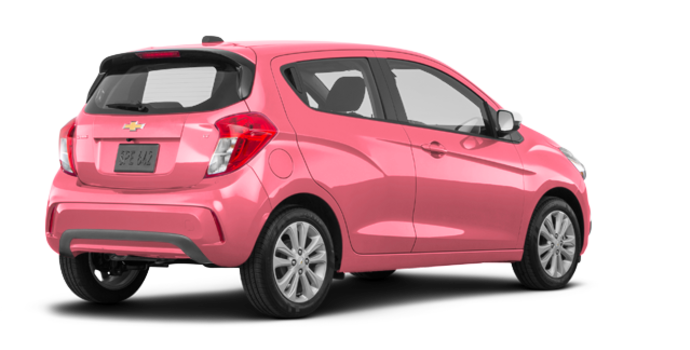 2018 Chevrolet Spark 1LT | Photo 5 | Sorbet
