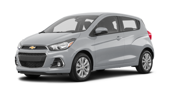 2018 Chevrolet Spark 1LT | Photo 6 | Silver Ice Metallic