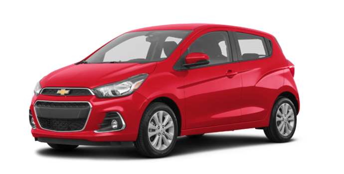 2018 Chevrolet Spark 1LT | Photo 6 | Red Hot