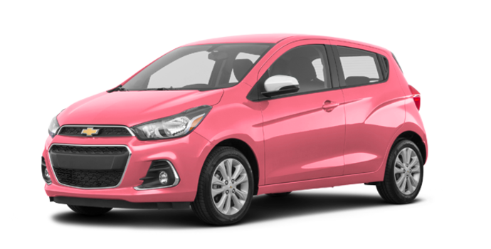 2018 Chevrolet Spark 1LT | Photo 6 | Sorbet