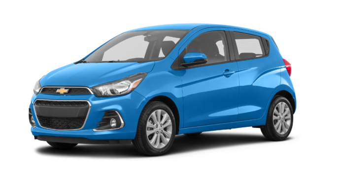 2018 Chevrolet Spark 1LT | Photo 6 | Splash Metallic