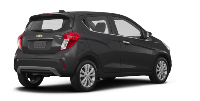 2018 Chevrolet Spark 2LT | Photo 5 | Nightfall Grey Metallic