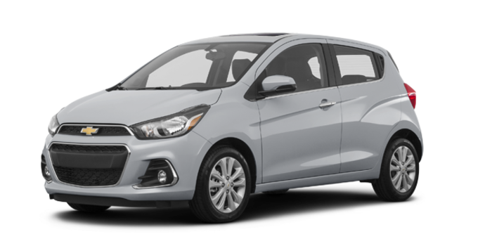 2018 Chevrolet Spark 2LT | Photo 6 | Silver Ice Metallic