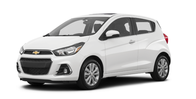 2018 Chevrolet Spark 2LT | Photo 6 | Summit White
