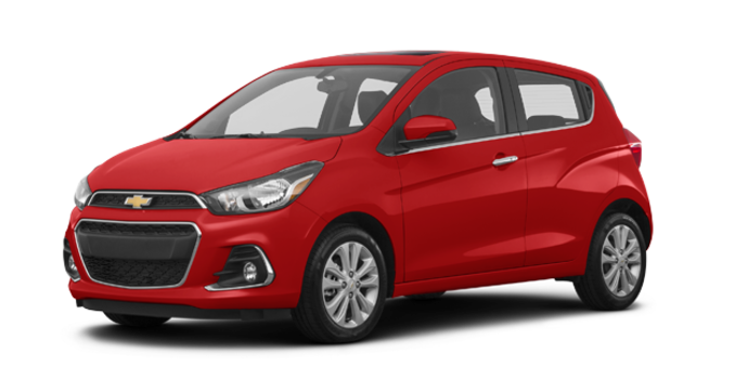 2018 Chevrolet Spark 2LT | Photo 6 | Red Hot
