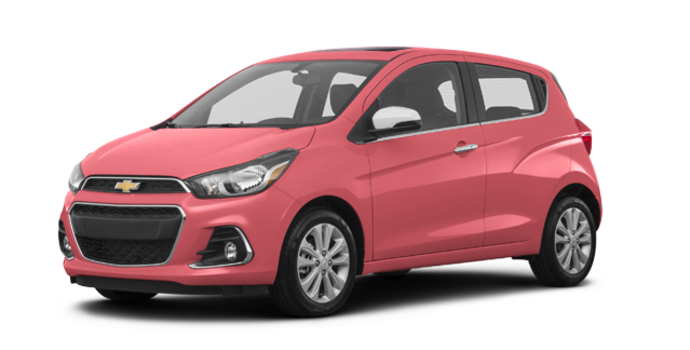 2018 Chevrolet Spark 2LT | Photo 6 | Sorbet