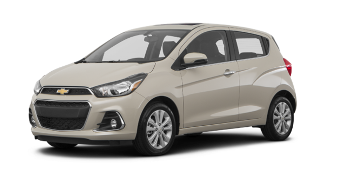 2018 Chevrolet Spark 2LT | Photo 6 | Toasted Marshmallow Metallic