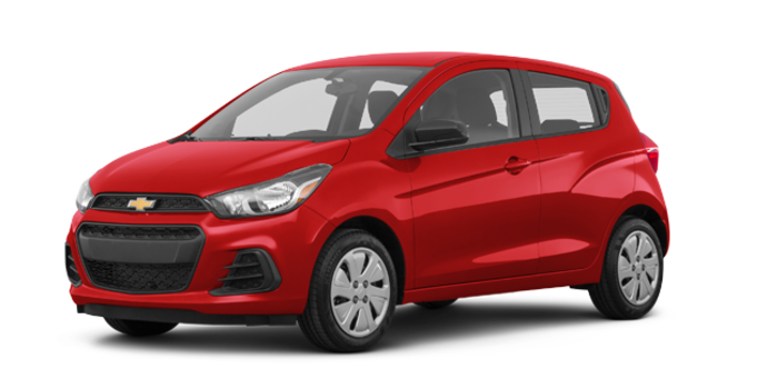 2018 Chevrolet Spark LS | Photo 6 | Red Hot