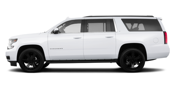 2018 Chevrolet Suburban LT | Photo 4 | Iridescent Pearl