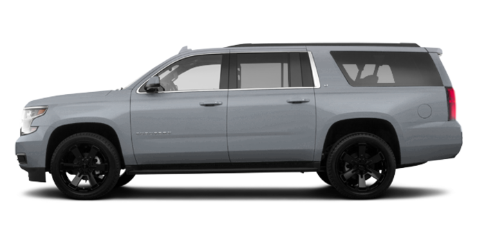 2018 Chevrolet Suburban LT | Photo 4 | Satin Steel Metallic