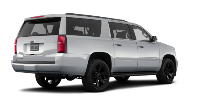 2018 Chevrolet Suburban LT | Photo 5 | Silver Ice Metallic
