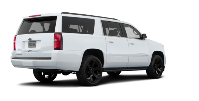 2018 Chevrolet Suburban LT | Photo 5 | Summit White