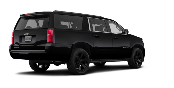 2018 Chevrolet Suburban LT | Photo 5 | Black