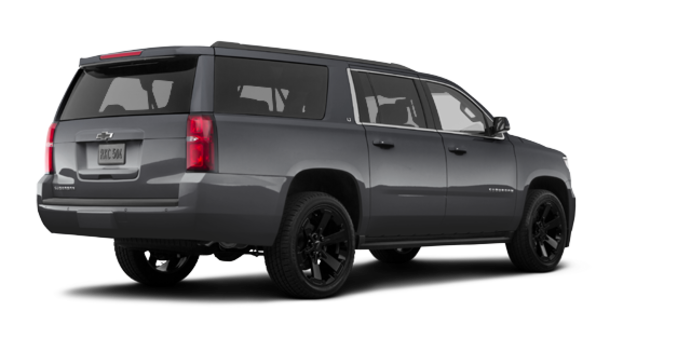 2018 Chevrolet Suburban LT | Photo 5 | Tungsten Metallic