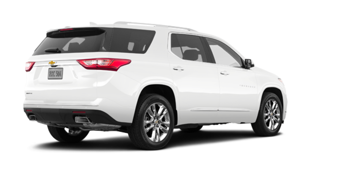 2018 Chevrolet Traverse HIGH COUNTRY | Photo 5 | Summit White