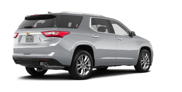 2018 Chevrolet Traverse HIGH COUNTRY | Photo 5 | Silver Ice Metallic
