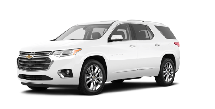 2018 Chevrolet Traverse HIGH COUNTRY | Photo 6 | Summit White