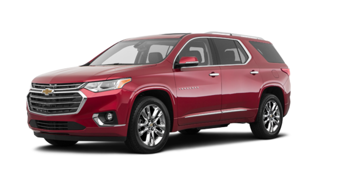 2018 Chevrolet Traverse HIGH COUNTRY | Photo 6 | Cajun red tintcoat