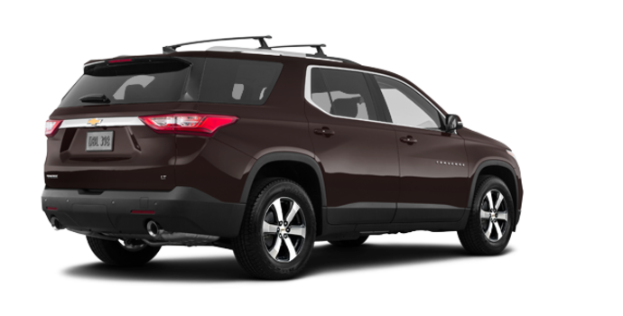 2018 Chevrolet Traverse LT TRUE NORTH | Photo 5 | Havana metallic