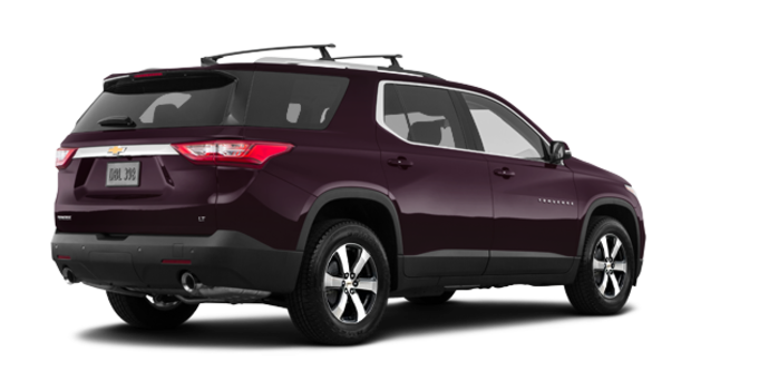 2018 Chevrolet Traverse LT TRUE NORTH | Photo 5 | Black Currant Metallic