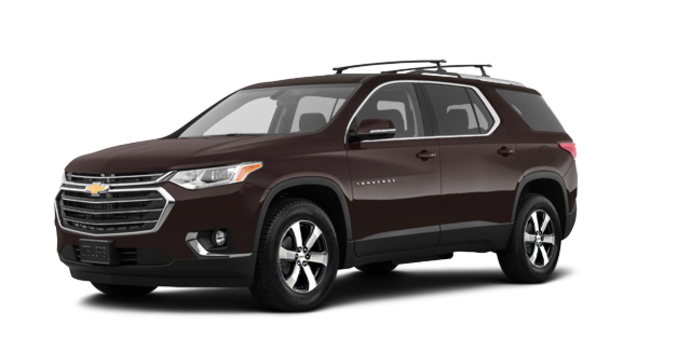 2018 Chevrolet Traverse LT TRUE NORTH | Photo 6 | Havana metallic