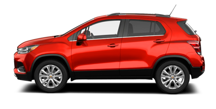 2018 Chevrolet Trax PREMIER | Photo 4 | Red Hot
