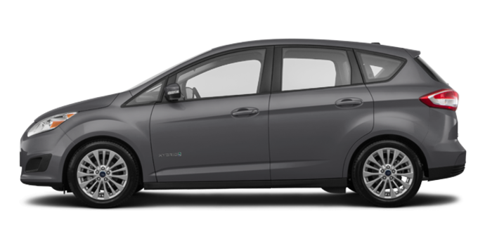 2018 Ford C-MAX HYBRID SE | Photo 4 | Magnetic Metallic