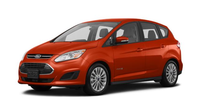 2018 Ford C-MAX HYBRID SE | Photo 6 | Hot Pepper Red Tinted Clearcoat
