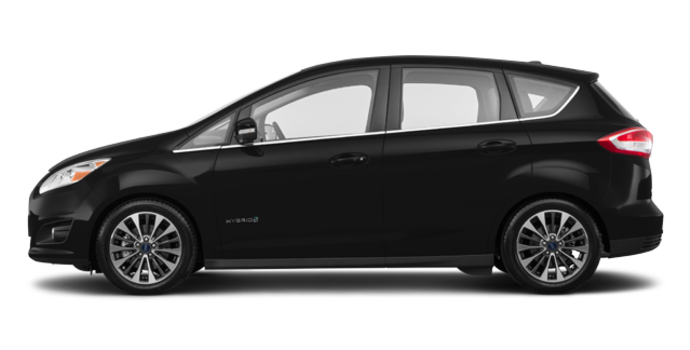2018 Ford C-MAX HYBRID TITANIUM | Photo 4 | Shadow Black