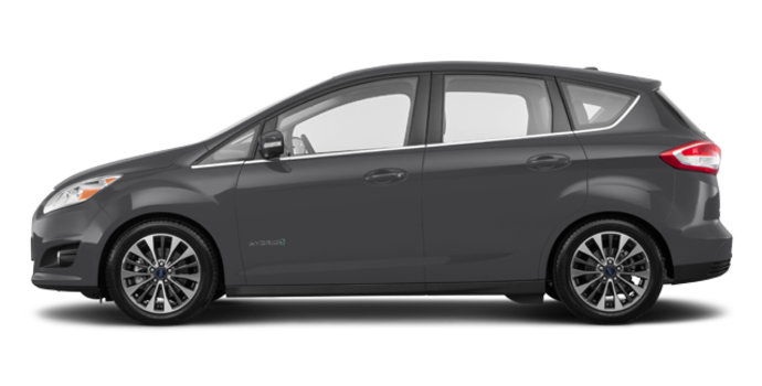 2018 Ford C-MAX HYBRID TITANIUM | Photo 4 | Magnetic Metallic