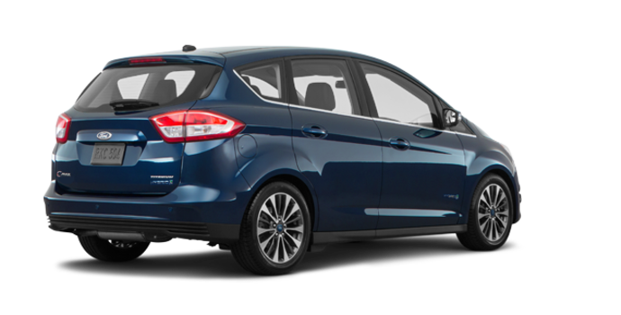2018 Ford C-MAX HYBRID TITANIUM | Photo 5 | Blue