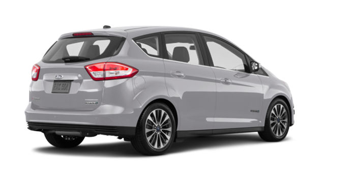 2018 Ford C-MAX HYBRID TITANIUM | Photo 5 | Ingot Silver Metallic