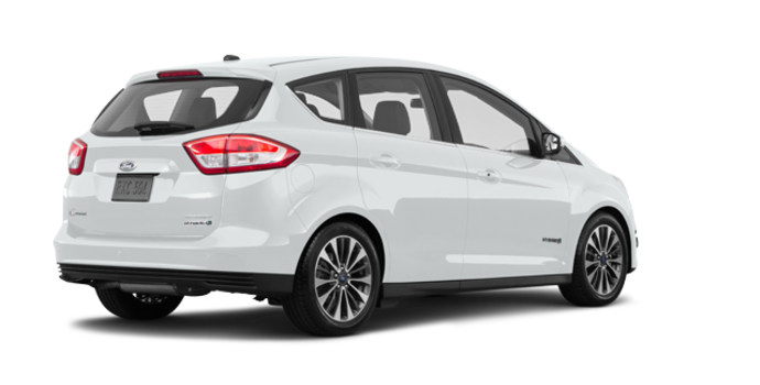 2018 Ford C-MAX HYBRID TITANIUM | Photo 5 | Oxford White