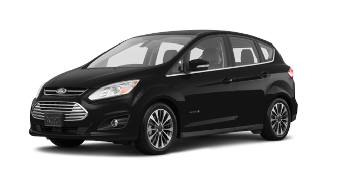 2018 Ford C-MAX HYBRID TITANIUM | Photo 6 | Shadow Black