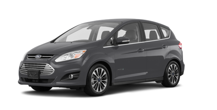 2018 Ford C-MAX HYBRID TITANIUM | Photo 6 | Magnetic Metallic