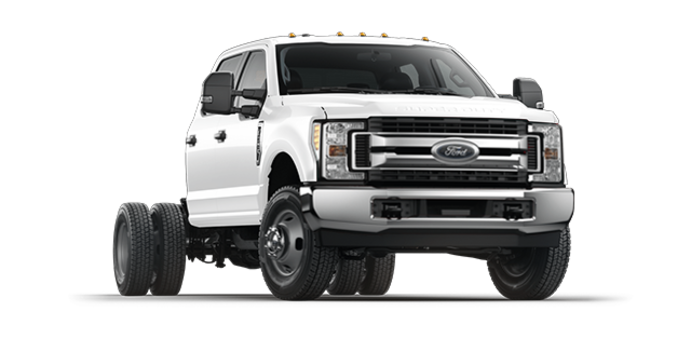 2018 Ford Chassis Cab F-350 XLT | Photo 6 | Oxford White