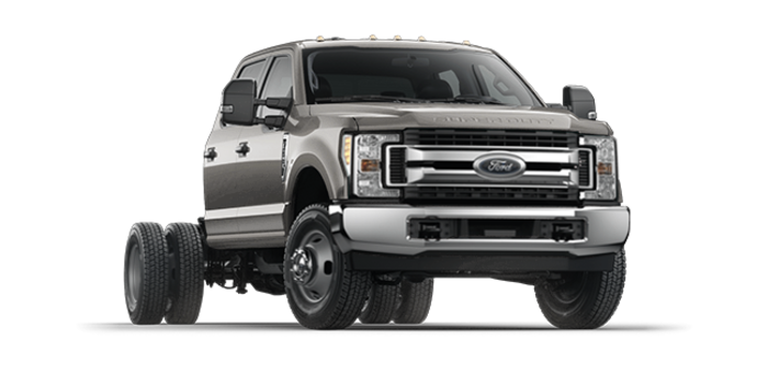 2018 Ford Chassis Cab F-350 XLT | Photo 6 | Stone Gray