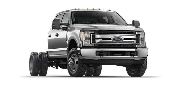 2018 Ford Chassis Cab F-350 XLT | Photo 6 | Ingot Silver