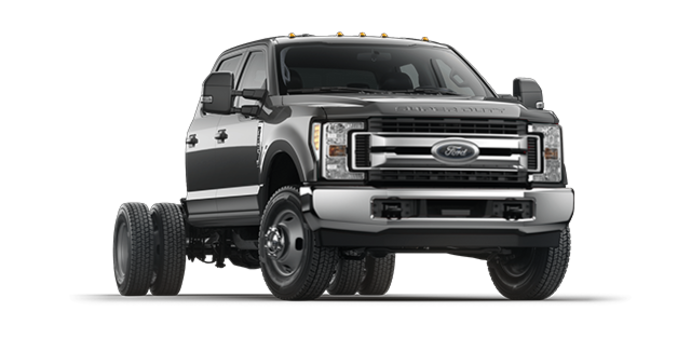 2018 Ford Chassis Cab F-350 XLT | Photo 6 | Magnetic